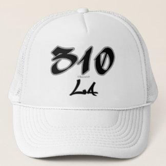Rep LA (310) Trucker Hat