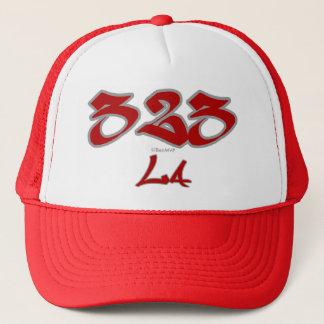Rep LA (323) Trucker Hat