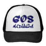 Rep Madison (608) Trucker Hat