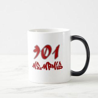Rep Memphis (901) Magic Mug