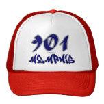 Rep Memphis (901) Trucker Hat