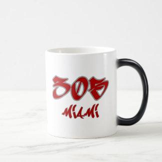 Rep Miami (305) Coffee Mugs