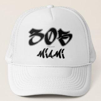 Rep Miami (305) Trucker Hat