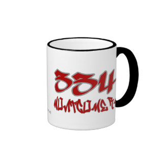 Rep Montgomery (334) Ringer Coffee Mug