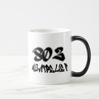 Rep Montpelier (802) Magic Mug