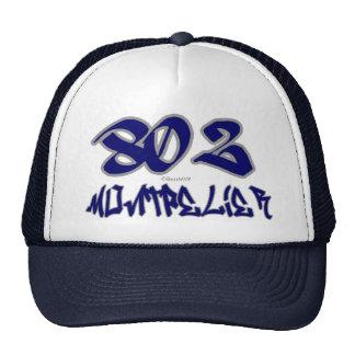 Rep Montpelier (802) Trucker Hat