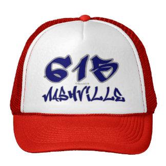 Rep Nashville (615) Trucker Hat