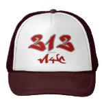 Rep NYC (212) Trucker Hats