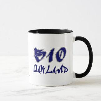 Rep Oakland (510) Mug
