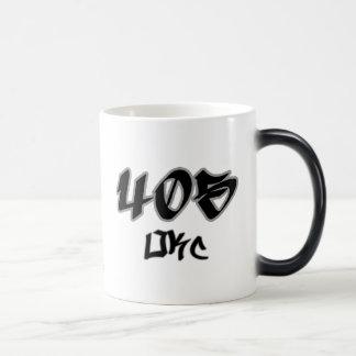 Rep OKC (405) Magic Mug