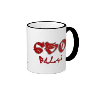 Rep Paly (650) Ringer Coffee Mug
