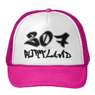 Rep Portland (207) Trucker Hat