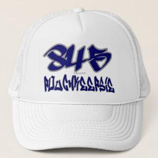 Rep Poughkeepsie (845) Trucker Hat