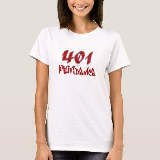 Rep Providence (401) T-Shirt