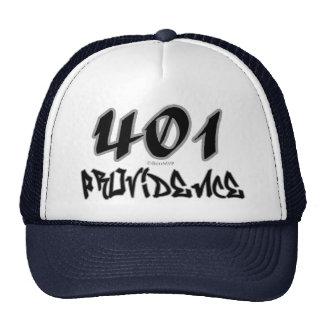 Rep Providence (401) Trucker Hat