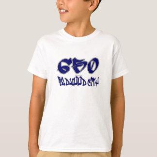 Rep Redwood City (650) T-Shirt