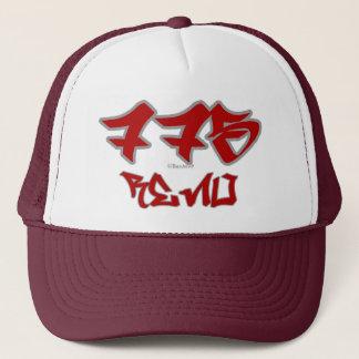 Rep Reno (775) Trucker Hat