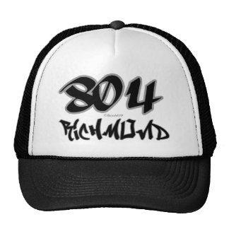 Rep Richmond (804) Trucker Hat