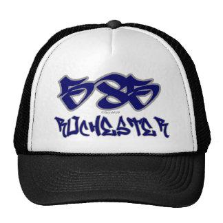 Rep Rochester (585) Trucker Hat