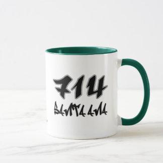 Rep Santa Ana (714) Mug