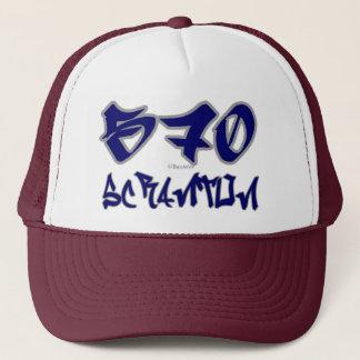 Rep Scranton (570) Trucker Hat