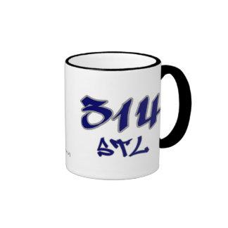 Rep STL (314) Mug