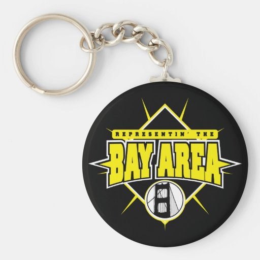 Rep The Bay Key Chains