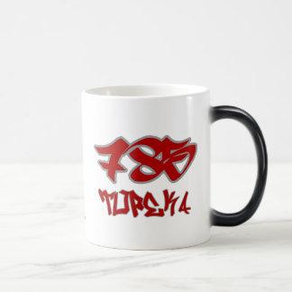 Rep Topeka (785) Magic Mug