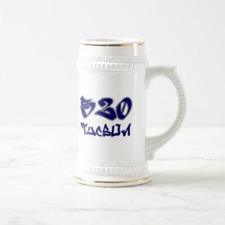 Rep Tucson (520) Beer Stein
