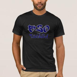 Rep Tucson (520) T-Shirt