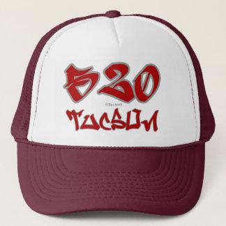 Rep Tucson (520) Trucker Hat