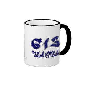 Rep Twin Cities (612) Mug