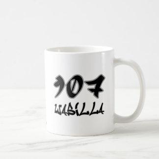 Rep Wasilla (907) Coffee Mug