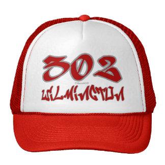 Rep Wilmington (302) Trucker Hat