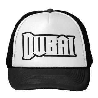 Rep Ya Hood Custom Abu Dhabi, UAE Trucker Hat