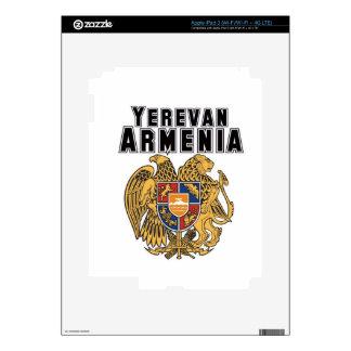 Rep Ya Hood Custom Armenia iPad 3 Skins
