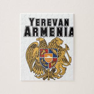 Rep Ya Hood Custom Armenia Jigsaw Puzzles