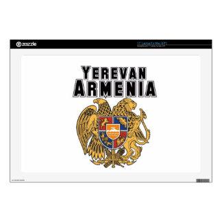 Rep Ya Hood Custom Armenia Laptop Decals