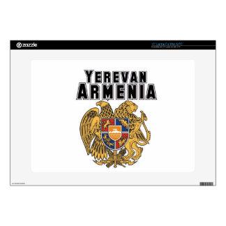 "Rep Ya Hood Custom Armenia Skins For 15"" Laptops"