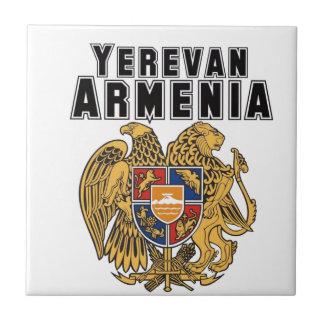 Rep Ya Hood Custom Armenia Small Square Tile
