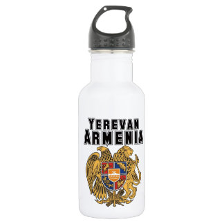 Rep Ya Hood Custom Armenia Water Bottle