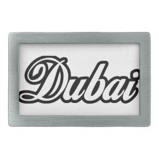 Rep Ya Hood Custom Dubai Belt Buckle