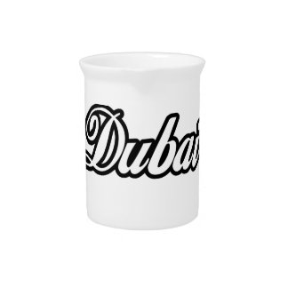 Rep Ya Hood Custom Dubai Beverage Pitchers