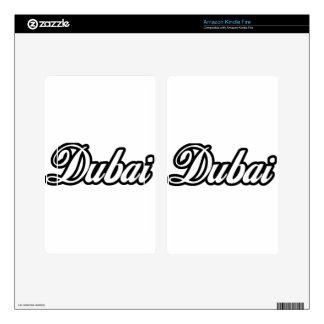 Rep Ya Hood Custom Dubai Decals For Kindle Fire