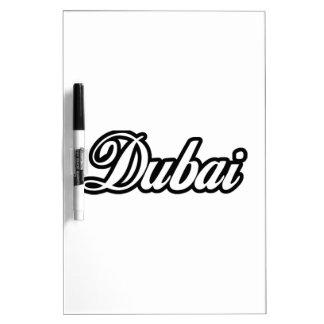 Rep Ya Hood Custom Dubai Dry-Erase Board