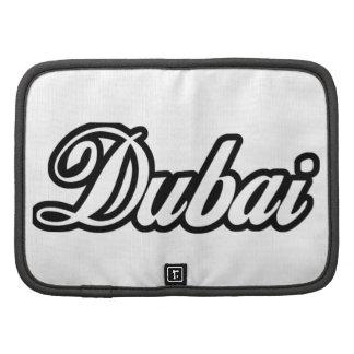 Rep Ya Hood Custom Dubai Folio Planner