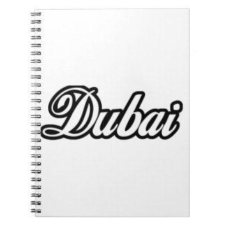 Rep Ya Hood Custom Dubai Notebooks