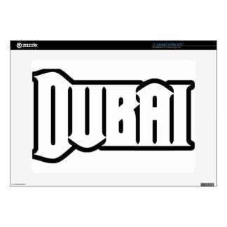 "Rep Ya Hood  Custom Dubai, UAE 15"" Laptop Decal"
