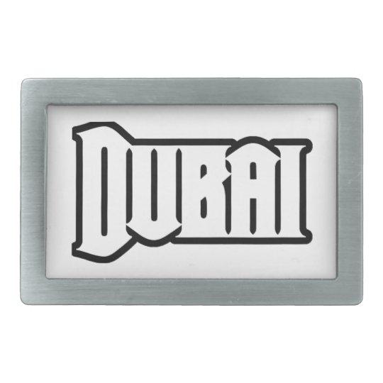 Rep Ya Hood  Custom Dubai, UAE Belt Buckle
