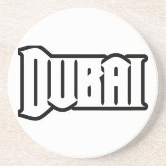 Rep Ya Hood  Custom Dubai, UAE Drink Coaster